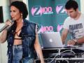 Demi Lovato & PhiLL Kross Performance
